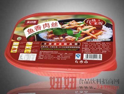 美时园-美时园鱼香肉丝自热米饭