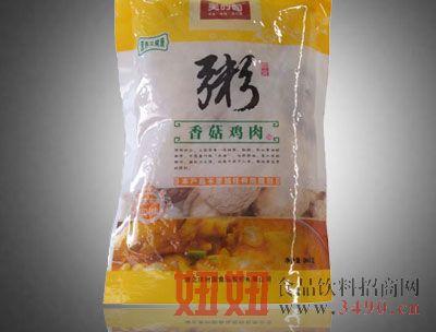 美时园-美时园香菇鸡肉粥