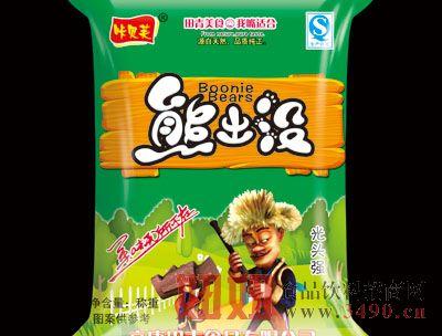 咔贝芙熊出没彭化系列食品(绿)
