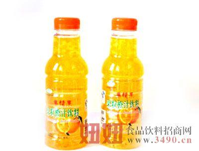 万宝橙汁饮料