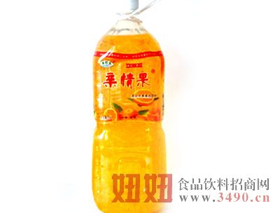 亲情橘子汁