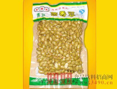 200g青豆茴香豆