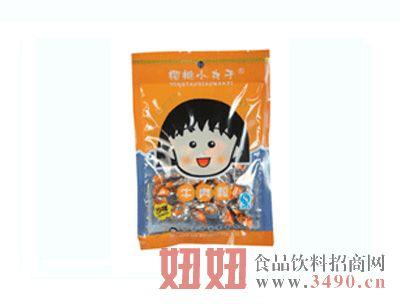 41.8克樱桃小丸子牛肉粒(沙嗲味)