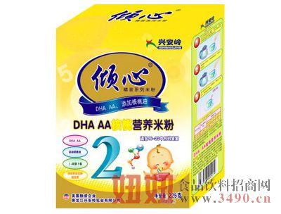 DHA-AA-核桃营养米粉