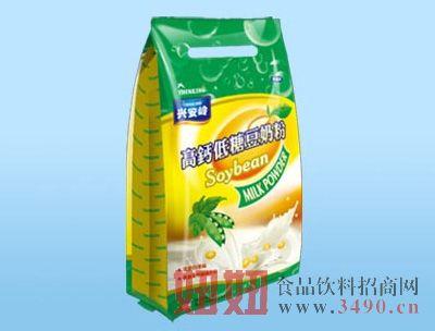 高钙低糖豆奶粉