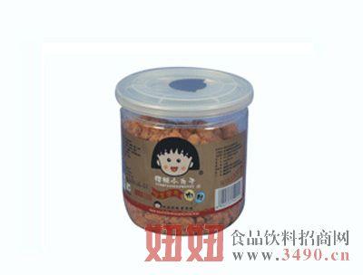 樱桃小丸子学生营养肉酥