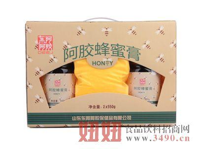 2x550g阿胶蜂蜜膏