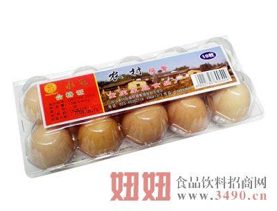 永冠农家鸡蛋10枚