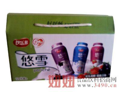悠雪12瓶装礼盒