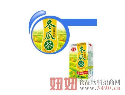 石埠冬瓜茶