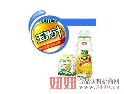 石埠玉米汁饮品