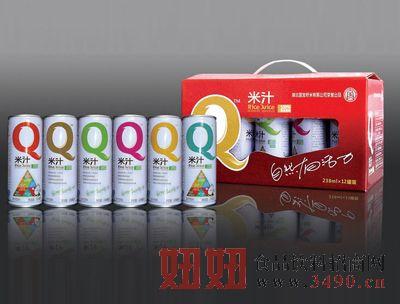 Q米汁(12罐装)