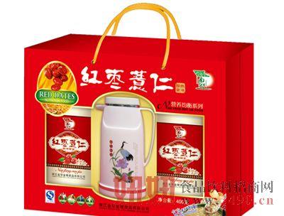 红枣薏仁400克