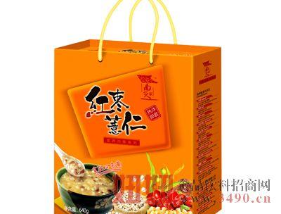 红枣薏仁640克