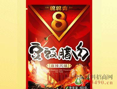 涪陵榨菜-豆豉腊肉(60袋)