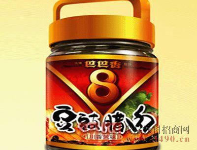 涪陵榨菜-豆豉腊肉(256g瓶)