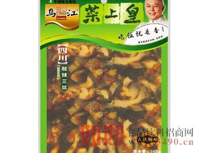 涪陵榨菜-酸辣三丝