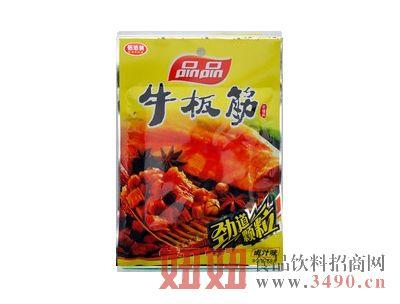 68g品品牛板筋�诺李w粒�u汁味