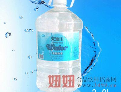 天池川矿泉水3.2L
