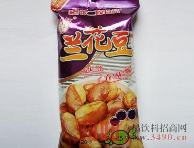�m花豆120g(牛肉味)
