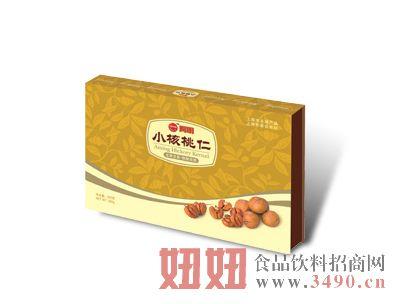 小核桃仁�Y盒320g