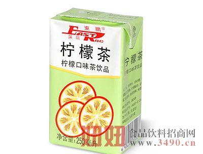 东鹏柠檬茶(250ml×24支装)