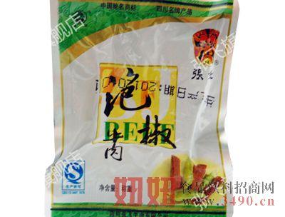 张飞泡椒牛肉独立小袋