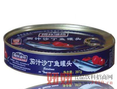 397g茄汁沙丁鱼罐头
