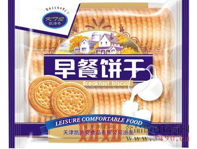 凯涛奇早餐饼干