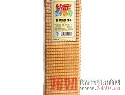 蔬菜咸饼干-凯涛奇
