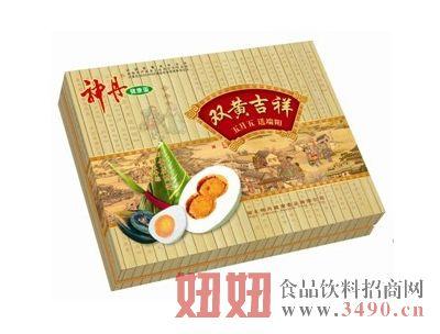 神丹双黄吉祥礼盒