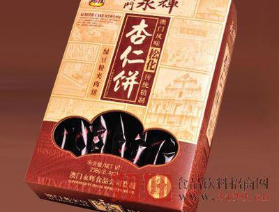 松化杏仁饼238g