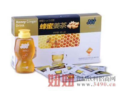 老蜂农-蜂蜜姜茶