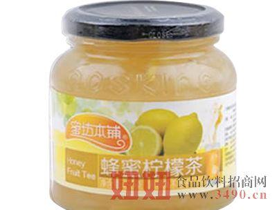 老蜂农-蜂蜜柠檬茶