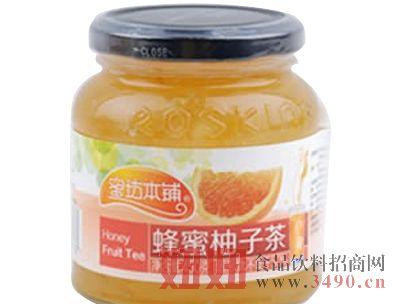 老蜂农-蜂蜜柚子茶