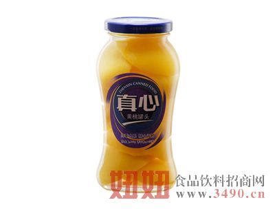 真心罐头-460g时尚精品