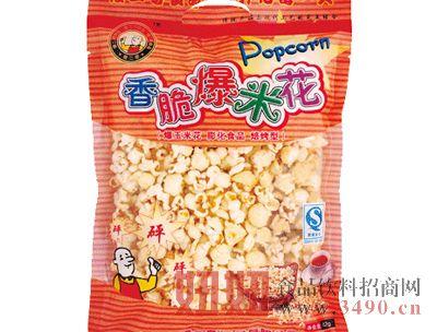 香脆爆米花(62克)