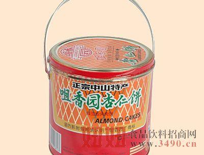 �A罐杏仁�