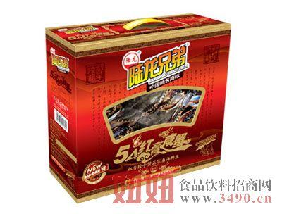 5A红膏咸蟹礼盒1000g