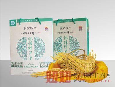 林佳笋干系列组合礼盒(青色)