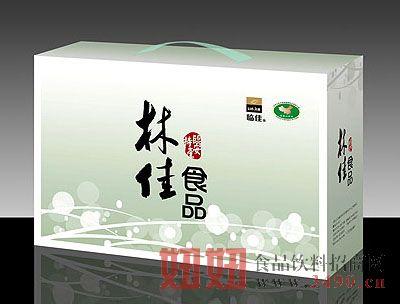 林佳笋干组合礼盒