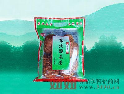 丛名特产野生150g猴头菇
