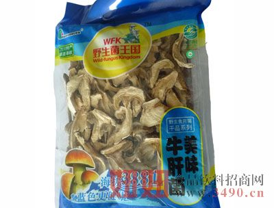 野生菌王国干品美味牛肝菌