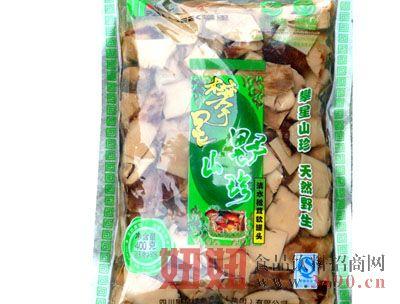野生菌王国野山珍清水松茸