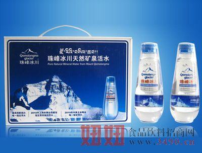 珠峰冰川天然矿泉水
