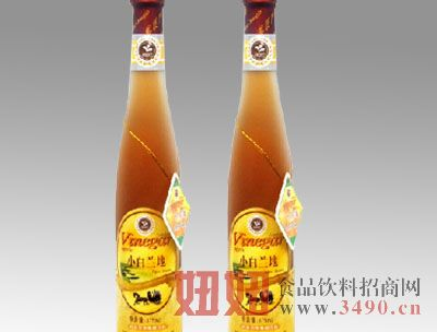 小白兰地苹果醋375ml