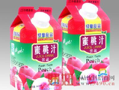 小白兰蜜桃汁460ml