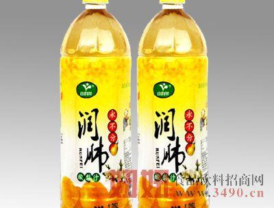 小白兰润肺酸梨汁1.25L