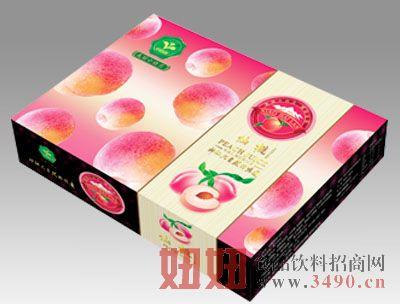 小白兰仙桃果汁礼盒装