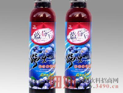 小白兰蓝莓王300ml